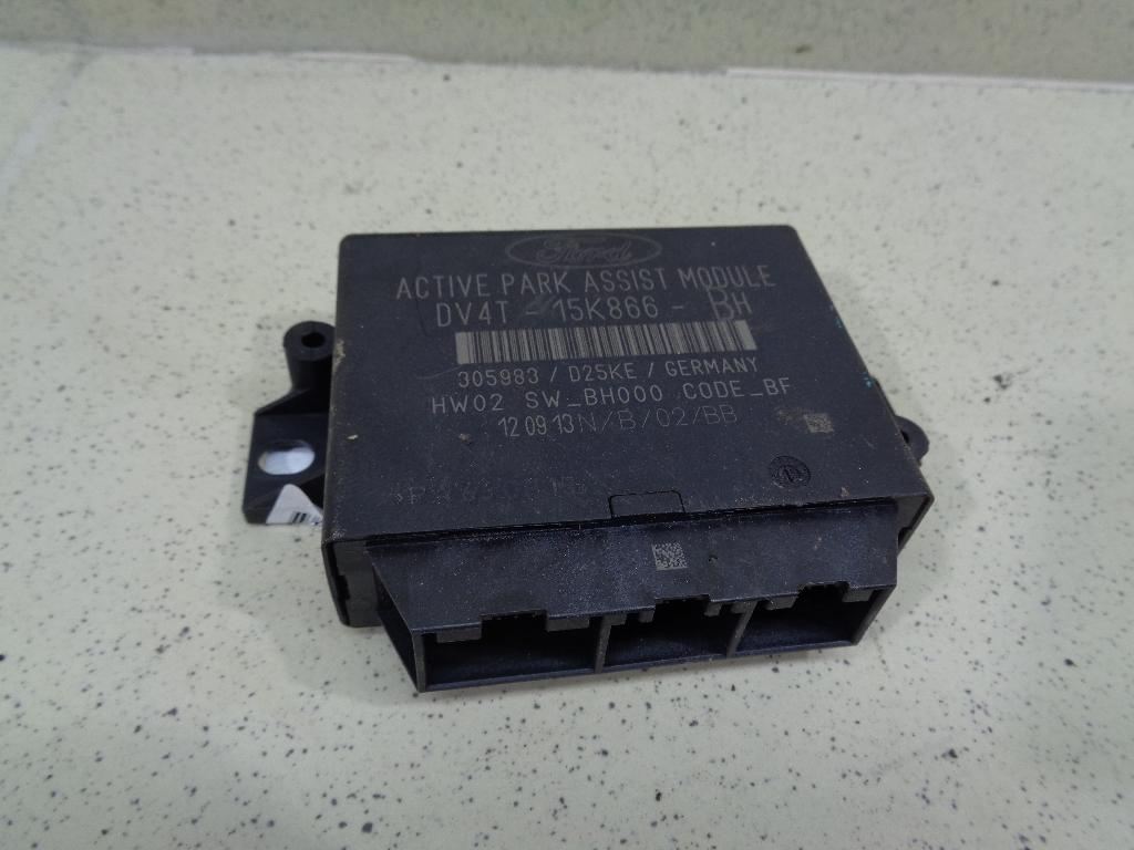 Блок управления парктроником DV4T15K866BH