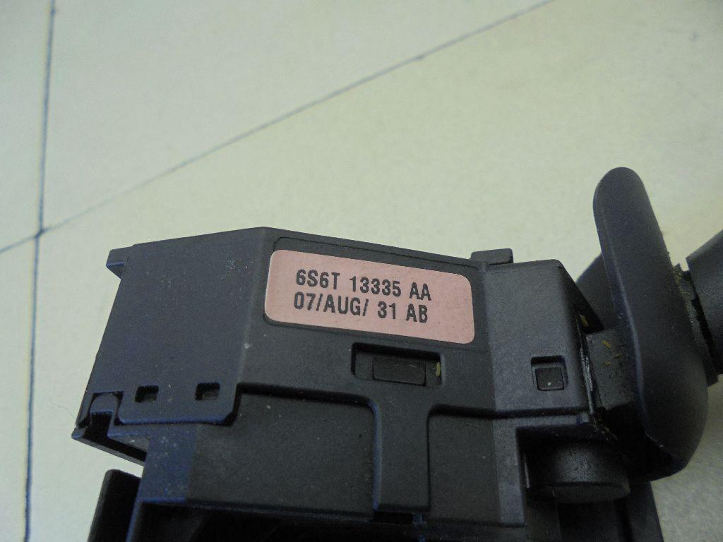 Переключатель поворотов подрулевой 6S6T13335AA