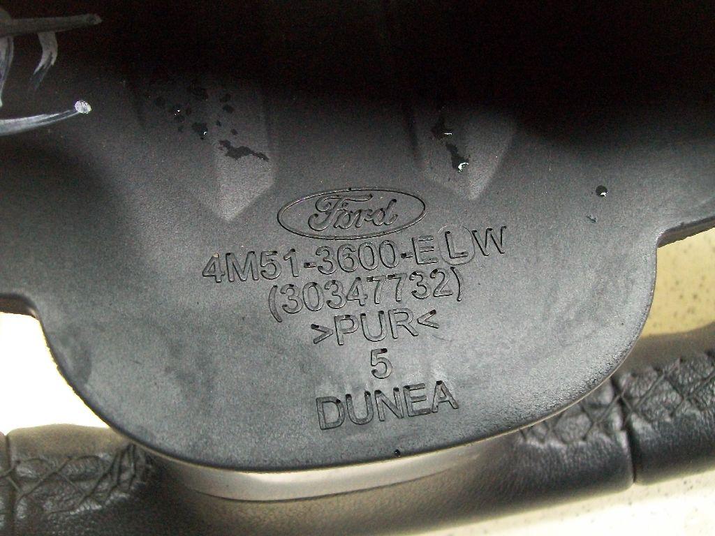 Рулевое колесо для AIR BAG (без AIR BAG) 4M513600EL3ZHE