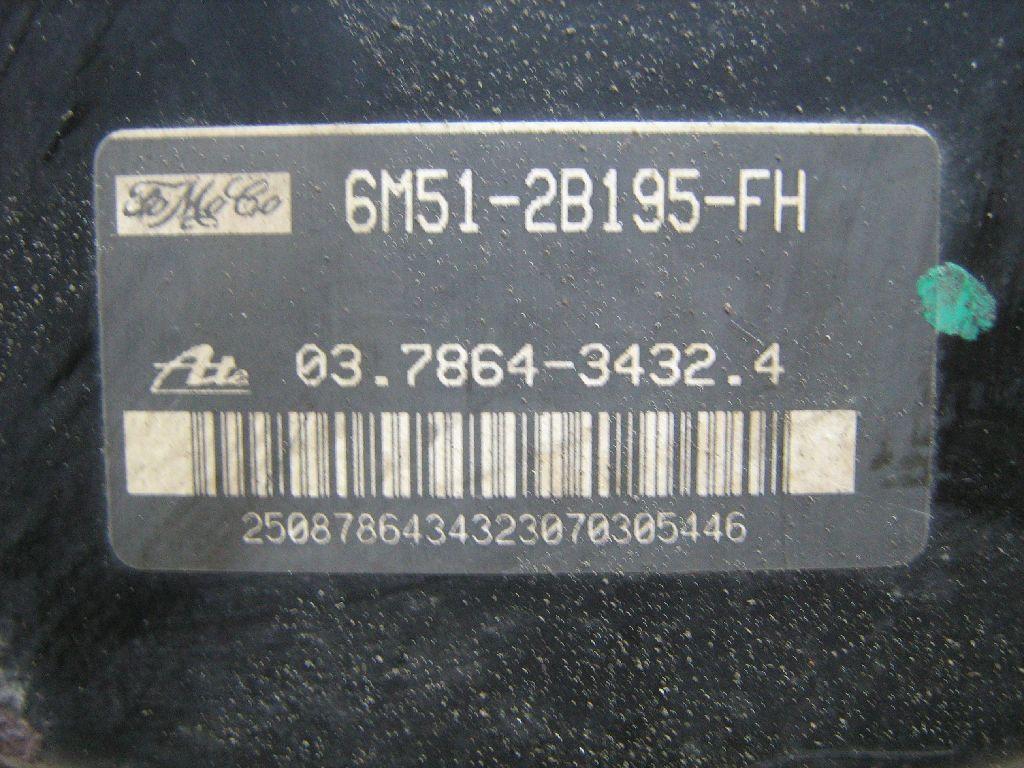Усилитель тормозов вакуумный 1742032