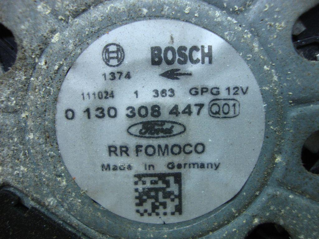 Вентилятор радиатора 1740023