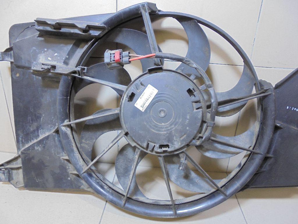 Вентилятор радиатора 8V618C607FC