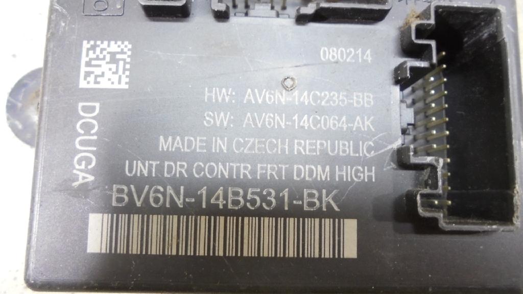 Блок комфорта BV6N14B531BK