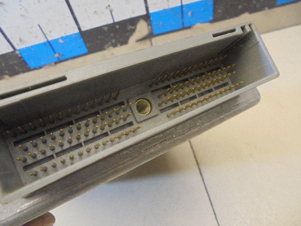 Блок управления двигателем 98AB12A650ADG