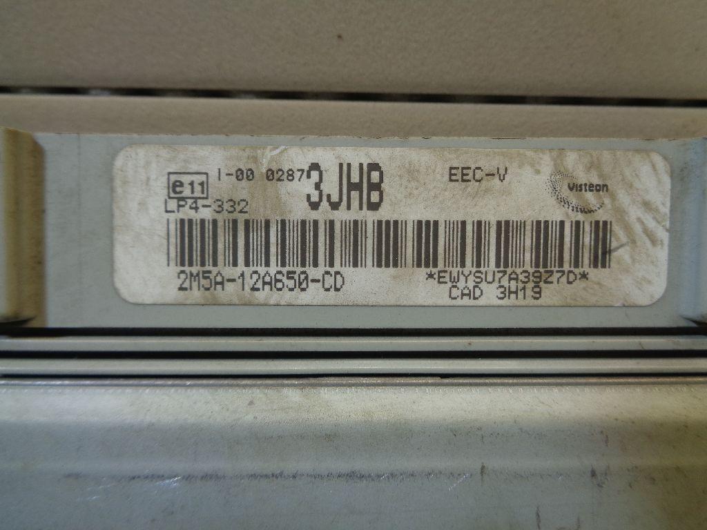 Блок управления двигателем 2M5A12A650CD