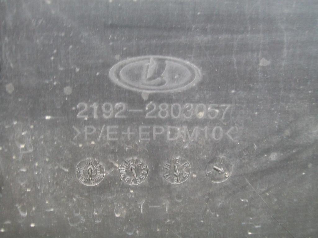 Решетка в бампер центральная 21922803057