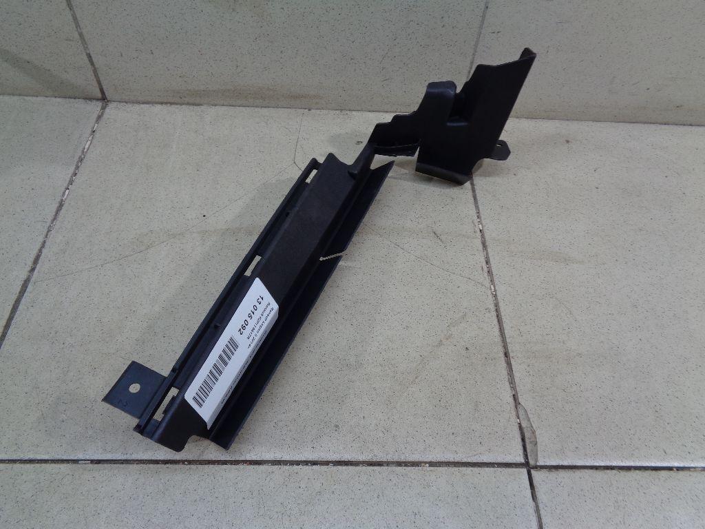 Воздуховод радиатора левый 628113517R фото 2
