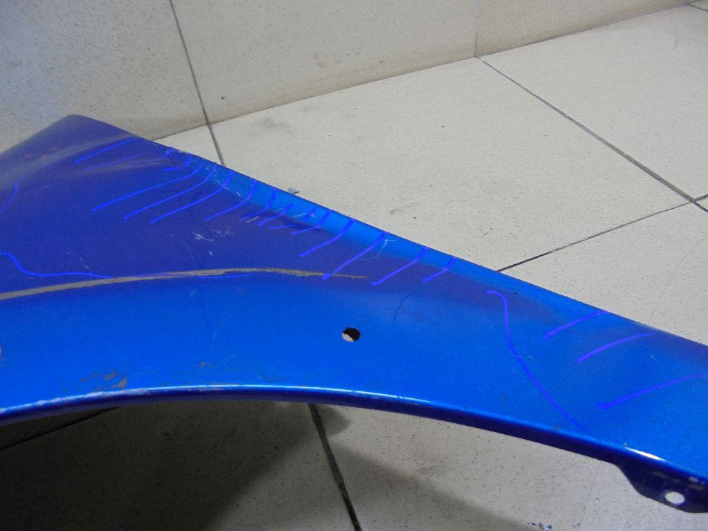 Крыло переднее левое 631017526R