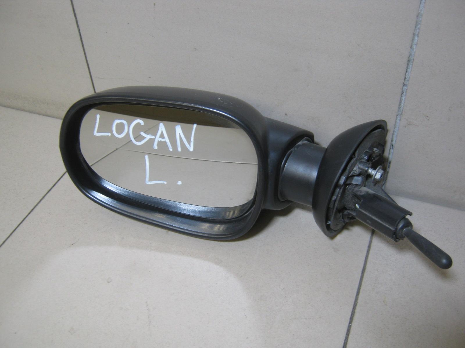 Зеркало левое механическое 6001546989