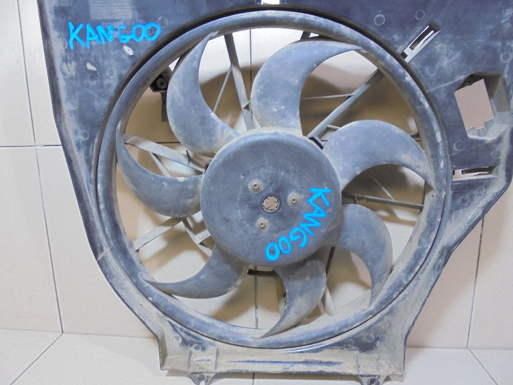 Вентилятор радиатора 7701043964