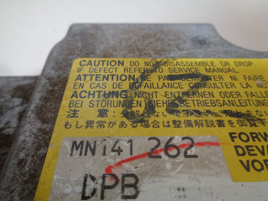 Блок управления AIR BAG MN141262