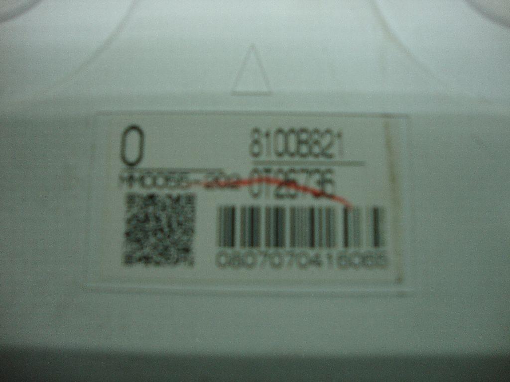 Панель приборов 8100B821