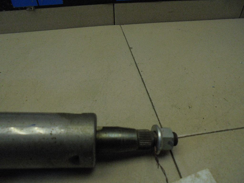 Колонка рулевая MN100321