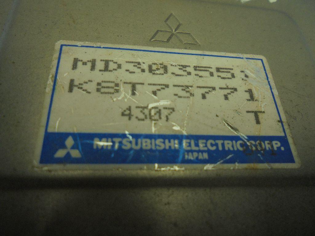 Блок управления свечами накала MD303551