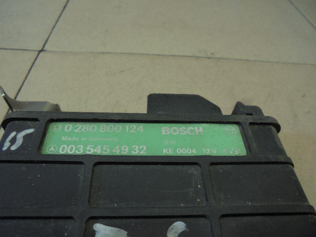 Блок управления двигателем 0280800124