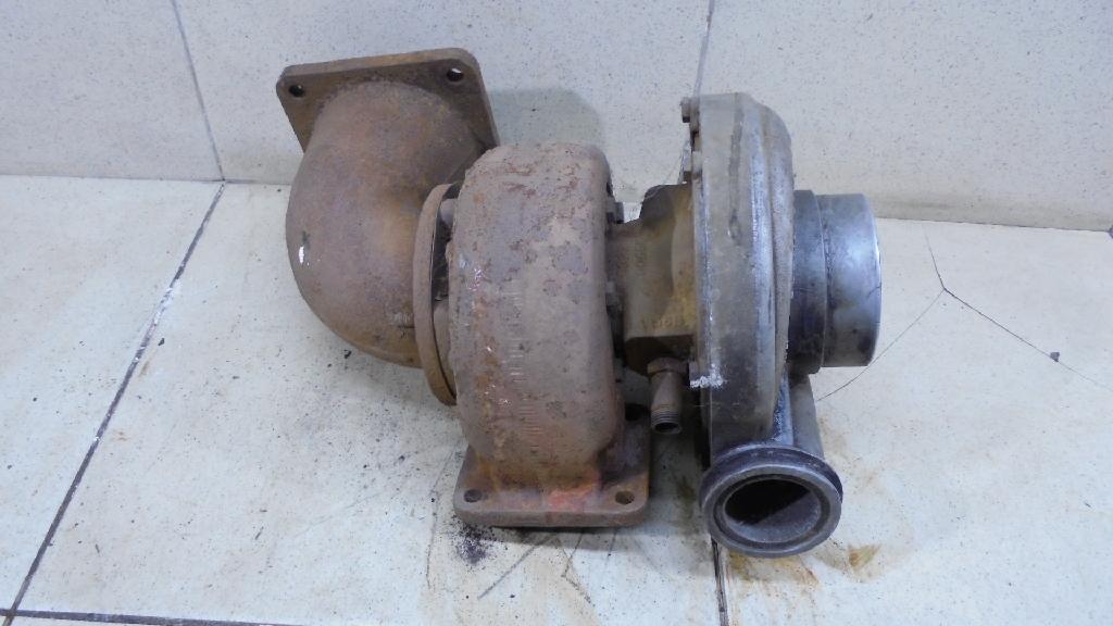 Турбокомпрессор (турбина)
