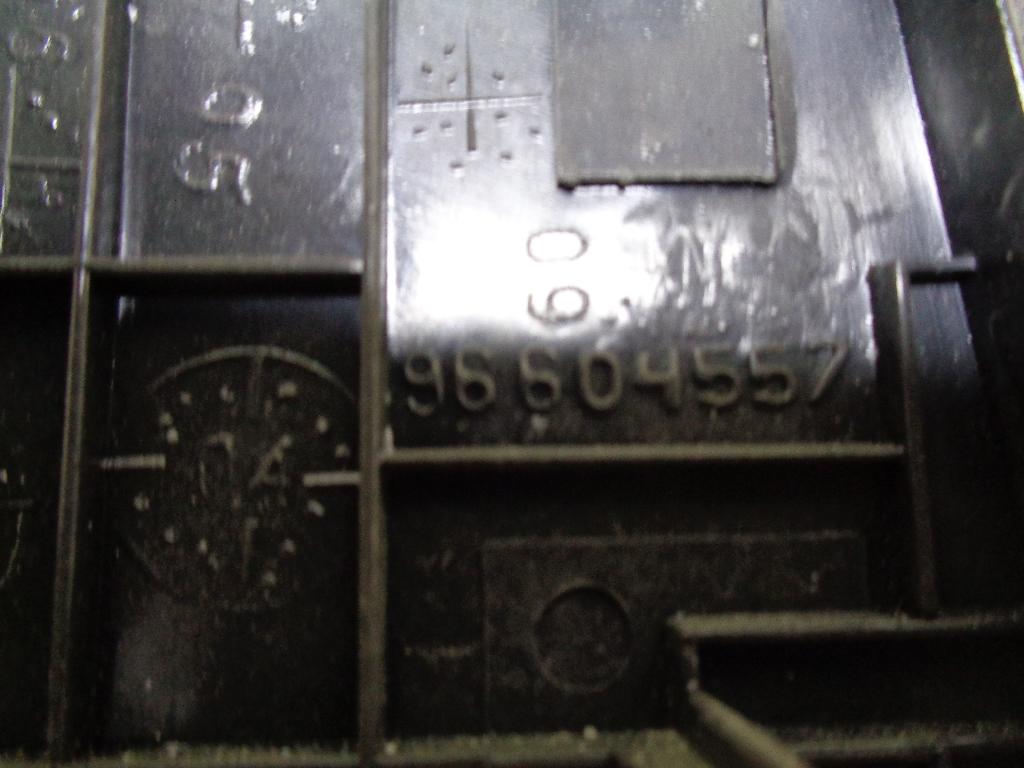 Накладка двери задней левой 96604557