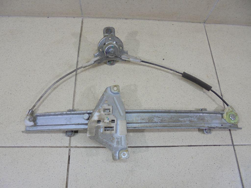 Стеклоподъемник механ. задний левый 96548165