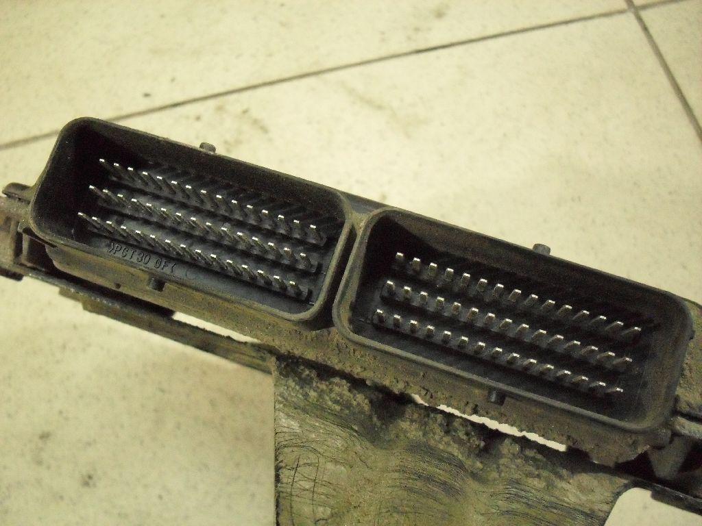 Блок управления двигателем 96435547