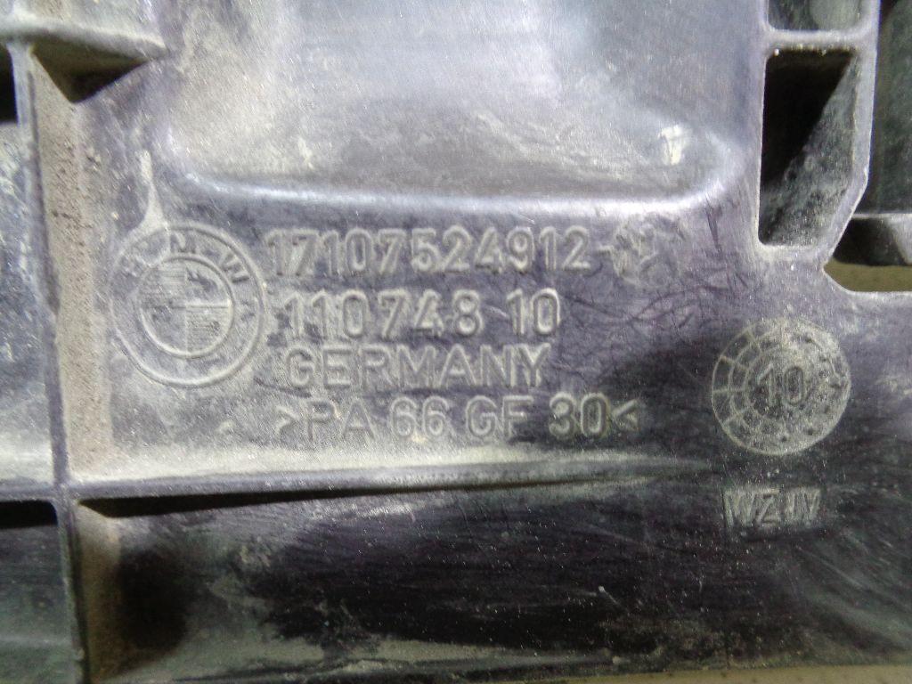 Кронштейн радиатора 17107524912