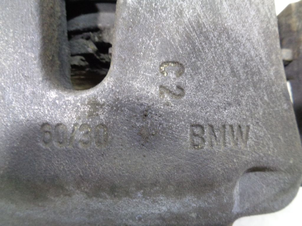 Суппорт тормозной передний правый 34116776784