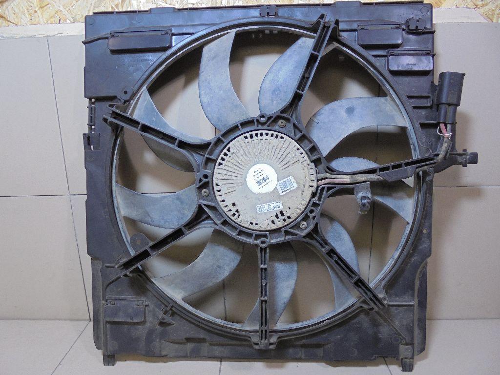 Вентилятор радиатора 17428618242 фото 2