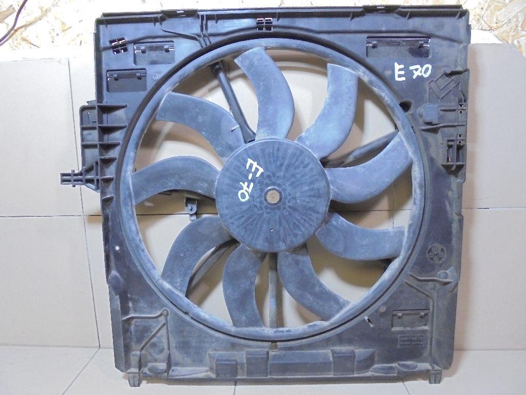 Вентилятор радиатора 17428618242 фото 4