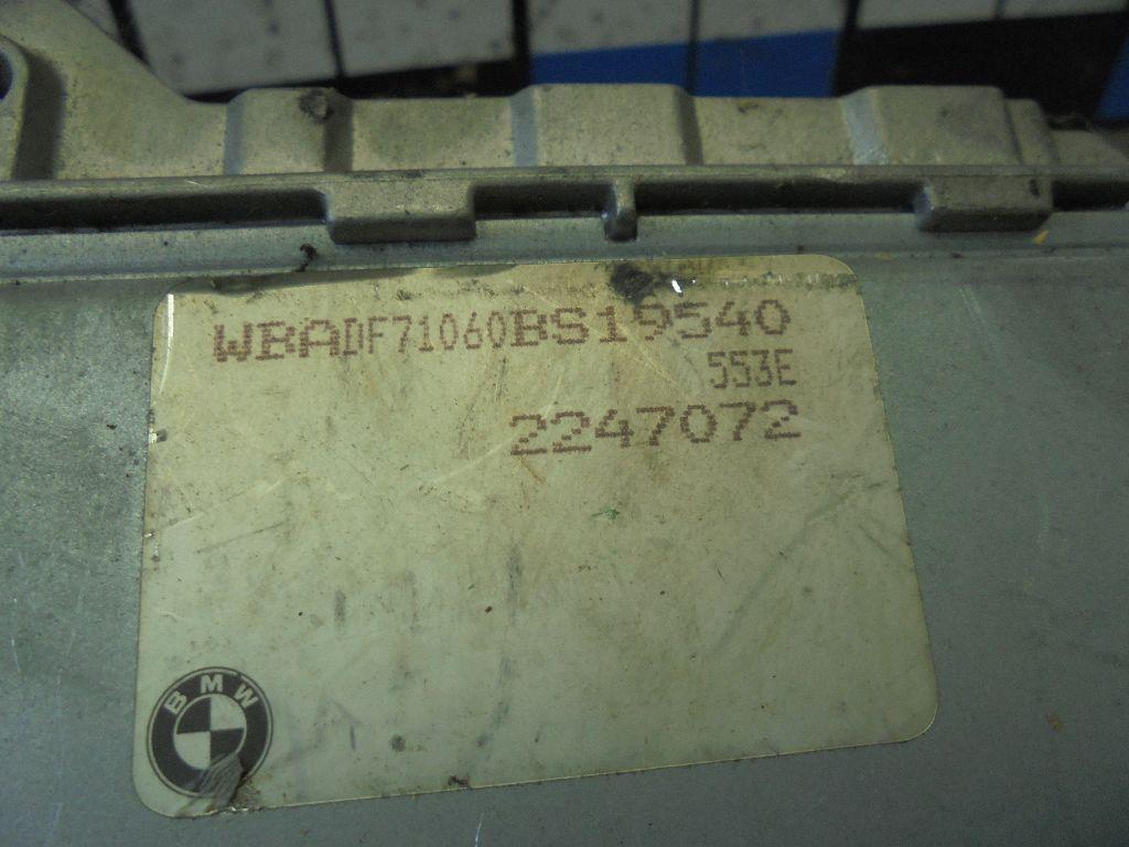 Блок управления двигателем 0281001373