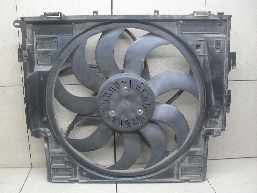Вентилятор радиатора  фото 2