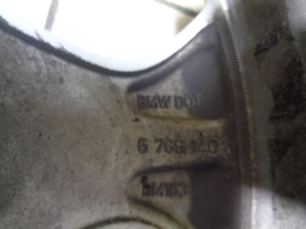 Диск колесный легкосплавный 36116789140