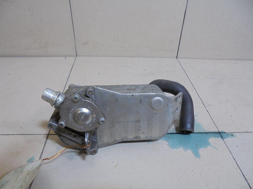 Радиатор (маслоохладитель) АКПП 17217529499