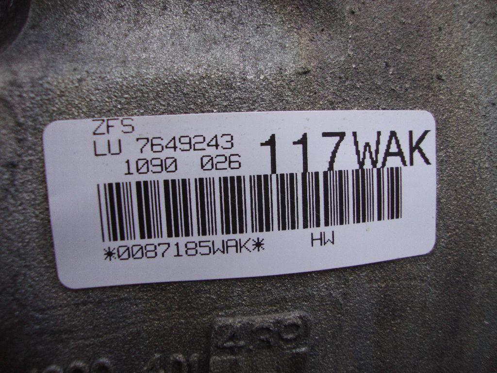 АКПП (автоматическая коробка переключения передач) 24007649243 фото 3