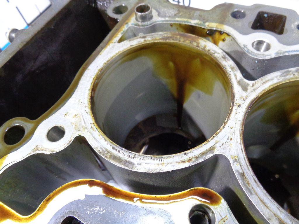 Блок двигателя  фото 8