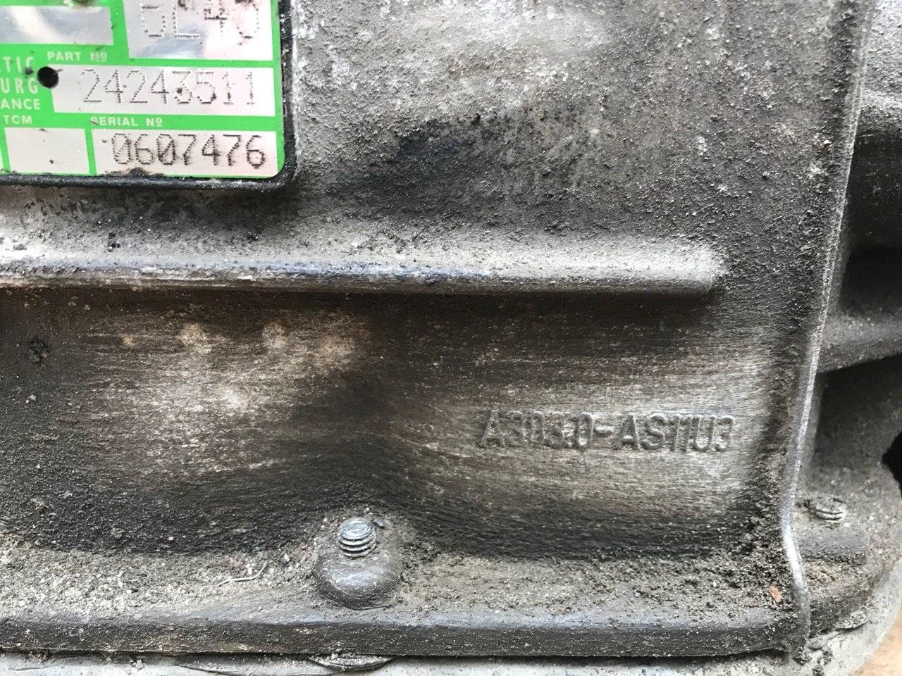АКПП (автоматическая коробка переключения передач) 24007593223 фото 15