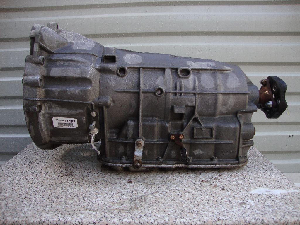 АКПП (автоматическая коробка переключения передач) 24007594623 фото 3