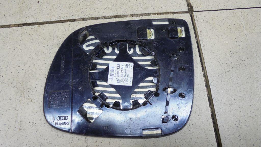 Стекло зеркала электрического правого 8R0857536F