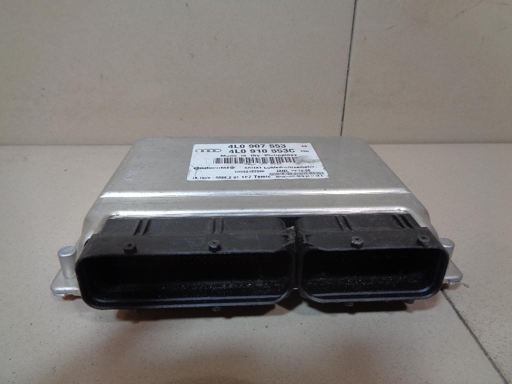 Блок управления подвеской 4L0910553A