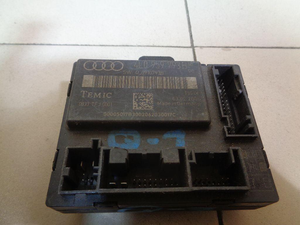 Блок комфорта 4L0959793B