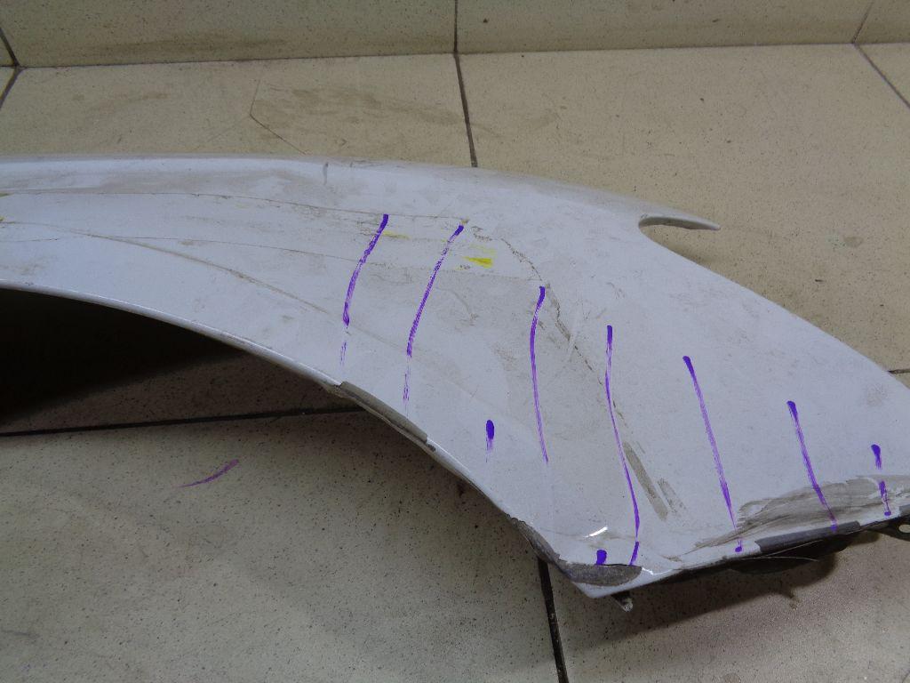 Крыло переднее правое 8R0821106