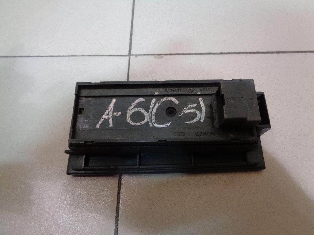 Блок управления стеклоподъемниками 4B0959851