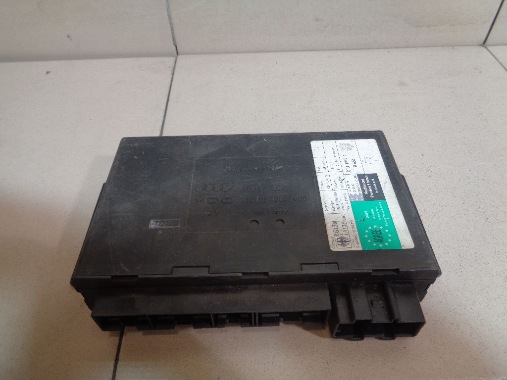 Блок управления центральным замком 4B0962258E