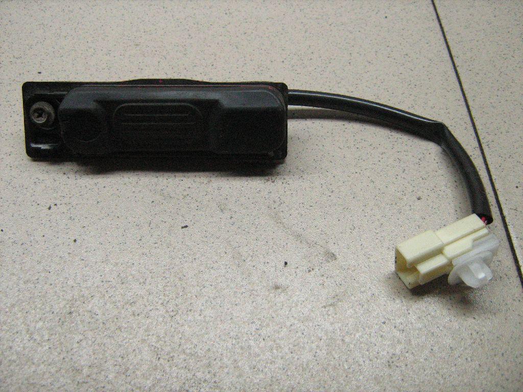 Кнопка открывания багажника 5810A046