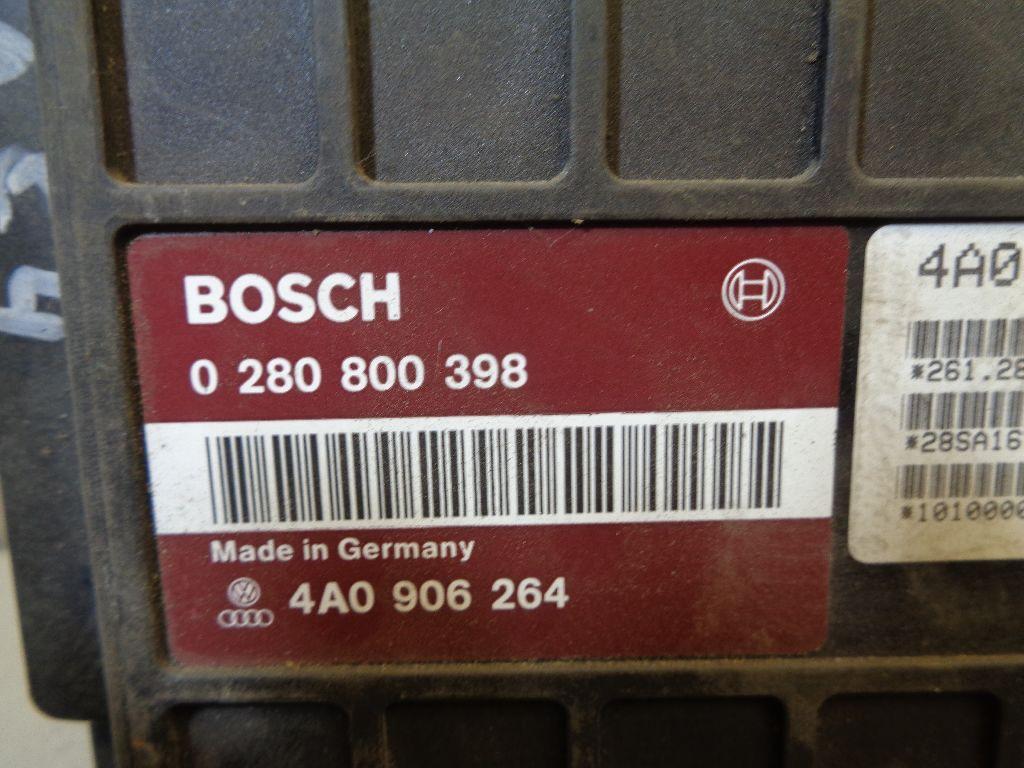 Блок управления двигателем 4A0906264