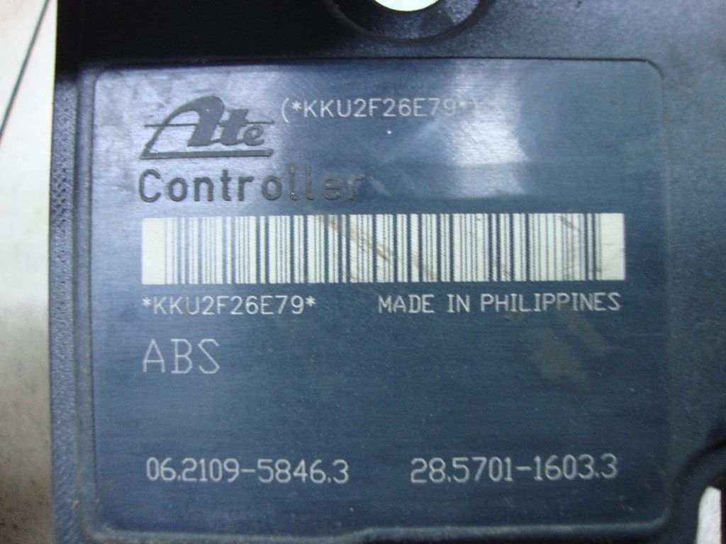 Блок ABS (насос)