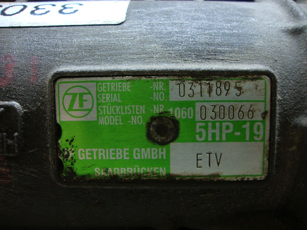 АКПП (автоматическая коробка переключения передач) 01V300047MX фото 3