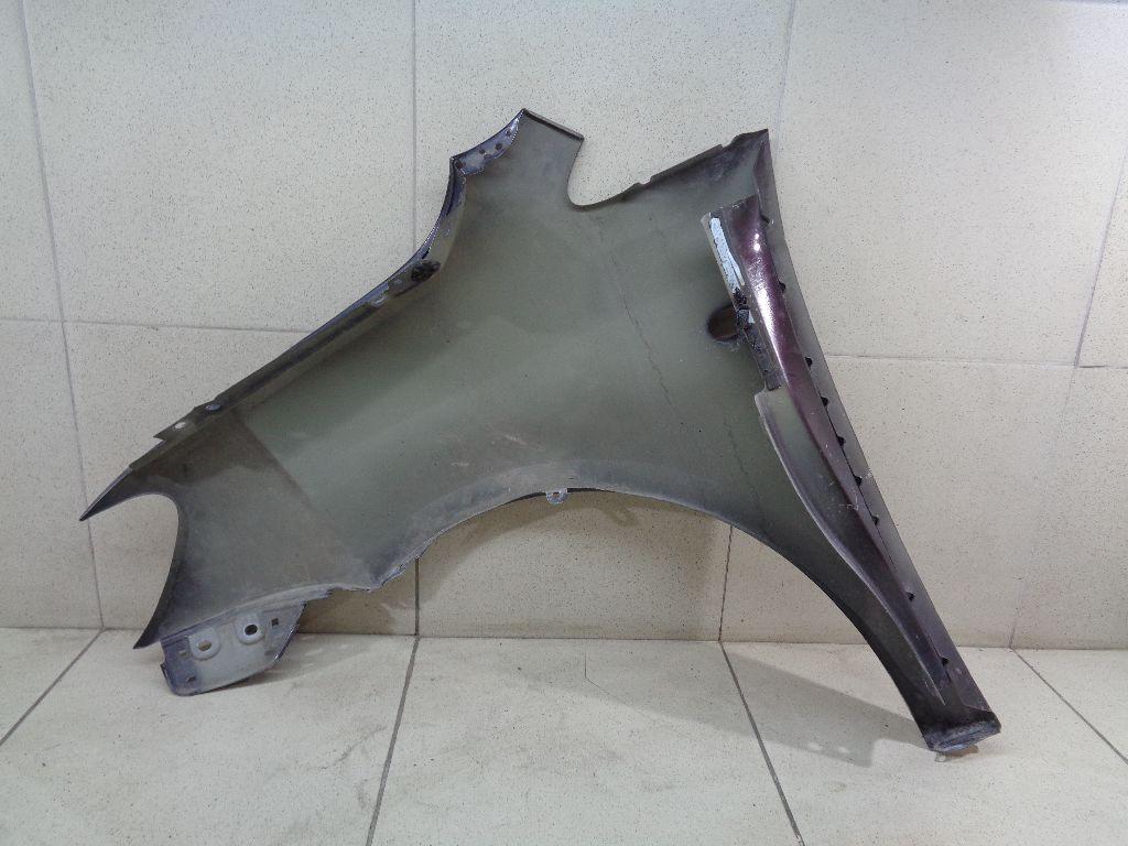Крыло переднее правое 1T0821022D