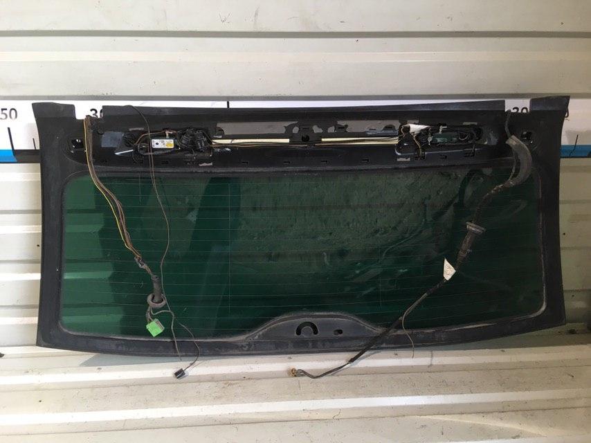 Стекло двери багажника 7L6845211BG
